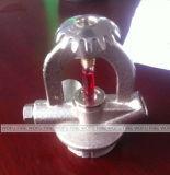Клапан спринклера огнетушителя 68 градусов автоматический