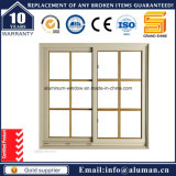 2015 Arrival novo Aluminum Screening House Windows com Tempered Glass