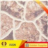 300X300mmの滑り止めの石造りの一見の陶磁器の床タイル(J3213)