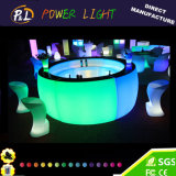 Rgb-Farbe, die Plastikstab-Möbel geleuchtete Ereignis-Möbel ändert