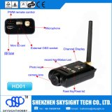 Sky-HD01 Aio 400MW 32CH Fpv Transmitter HD 1080P 5.8GHz Wireless Camera