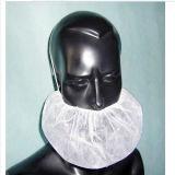Coperchio non tessuto non tessuto a gettare della barba della mascherina pp della barba dei pp