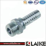 (16011) Ajustage de précision hydraulique mâle de Parker de joint circulaire de SAE