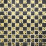 Mattonelle di mosaico Polished di Ceraminc di colore Mixed materiale della decorazione per le mattonelle di pavimento (FYS8)