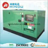 Alto conjunto de generador diesel silencioso del descuento 85kVA Weichai