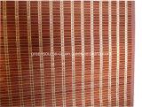Alfombras de bambú del manta de área/de bambú