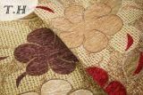 Tela de tapicería tejida telar jacquar del Chenille del poliester