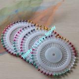 空想38mmの真珠によって着色される球のヘッド縫うツールピン