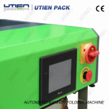 Plástico automática neumática Impulso Heat plegable y sellado de la máquina ( FMQZ )