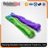 Cer-GS gedruckter Polyester-weicher runder Typ anhebende Hochleistungsbrücken