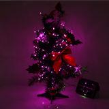 Wasserdichte Solar-LED-Weihnachtszeichenkette-Beleuchtung