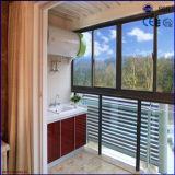 Riscaldatore 2016 di acqua solare spaccato del condotto termico del balcone