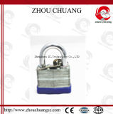 L'acciaio del metallo di concentrazione di alta obbligazione e la stampa UV hanno laminato il lucchetto