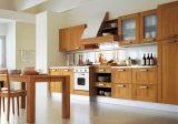 Gabinete de cozinha tradicional americano