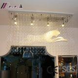 Eindeutige Art-Licht-Reflexions-Tierform-Kristall-Leuchter
