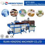 Machine van Thermoforming van het Dienblad van de Cake van de maan de Plastic (hftf-2023)