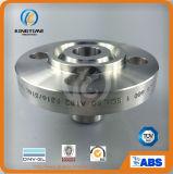 La bride de collet de soudure d'acier inoxydable a modifié la bride à ASME B16.5 (KT0102)