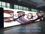 높은 Refresh Rate 또는 Good Quality P3 Indoor는 Aluminum LED Cabinet/Screen/Display를 정지한다 Casting