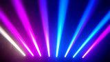 200W 광속 5r 단계 장비 디스코 DJ는 점화를