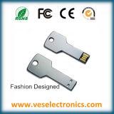 Memória Flash por atacado da movimentação 4gig 8gig da pena do USB do costume