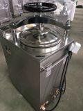 Autoclave de vapor vertical completamente automática del LED Sterilier