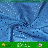 Prodotto intessuto di memoria del poliestere con rivestimento del foro della maglia