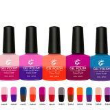 200+ colore le gel UV offert par marque de distributeur durable de vernis à ongles de marque d'Ibn de 30 jours