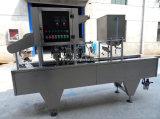Máquina de rellenar de K de la taza del café del lacre plástico de la cápsula