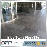 Pedra azul popular natural para a telha de assoalho/pedra de pavimentação/o revestimento/fachada da parede