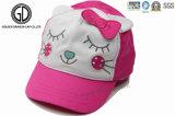 El bebé cómodo 100% del algodón de la alta calidad embroma la gorra de béisbol de Sun
