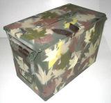 Pa108 Ammo Can, caja de munición, Munición Mil Spec Box