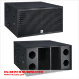 BerufsproAduio Lautsprecher-System des lautsprecher-CVR