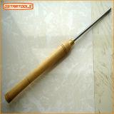 Outils de rotation en bois de HSS avec la caisse en bois pour le bois découpant avec la vitesse