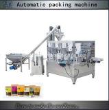 Máquina de empacotamento do pó de leite do alimento