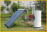 Tipo partido solar fácil del calentador de agua del tubo de vacío de la instalación