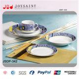 Keramische Tafelgeschirr-Abendessen-Sets (JSD116-R011)