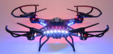 Vente en gros 2.4G 4CH Télécommande RC Helicopter Quadcopter Drone avec caméra HD