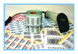 Printing su ordinazione Adhesive Sticker, Barcode e Sticker Label