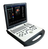 Sistema portatile Wt-C60 dello scanner di ultrasuono di Doppler di colore del computer portatile