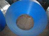 Bobina de aço Prepainted do soldado/PPGI/chapa de aço galvanizada revestida cor na bobina