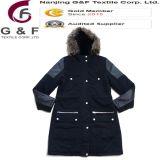 Les dames de bonne qualité imperméabilisent la jupe de l'hiver de mode