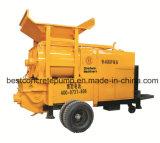 Vorverlegte Dieselpflaster-Mischer-Pumpe, Betonmischer-Schlussteil-Pumpe