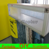 Cabine portátil reusável modular de alumínio do indicador da exposição do projeto para a mostra da feira de comércio