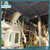 Accomplir la chaîne de production de granule, ligne en bois de machine de granule