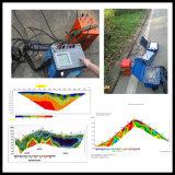 Détecteur d'eau, Tomograph électrique, détection de l'eau souterraine, détecteur d'eau, détection d'eaux souterraines, détecteur d'eaux souterraines, détecteur de couche aquifère de l'eau