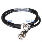 De alta calidad de 50 ohmios cable coaxial (RG58-TC-TC)