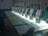 910 편평한 Embroidery Machine 또는 Computerized Embroidery Machine