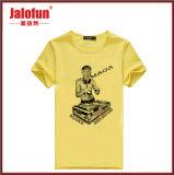 De Duidelijke Voorraad van uitstekende kwaliteit van de T-shirt met Douane Uw Eigen Embleem