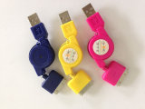 Цветастый канал передачи данных Cable USB 3.0 USB 85cm Flat Micro Cable для Samsung /MP3/MP4