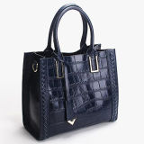 Sacs en cuir véritables Emg4717 d'emballage de sac à main de sac à main femelle en cuir de sac